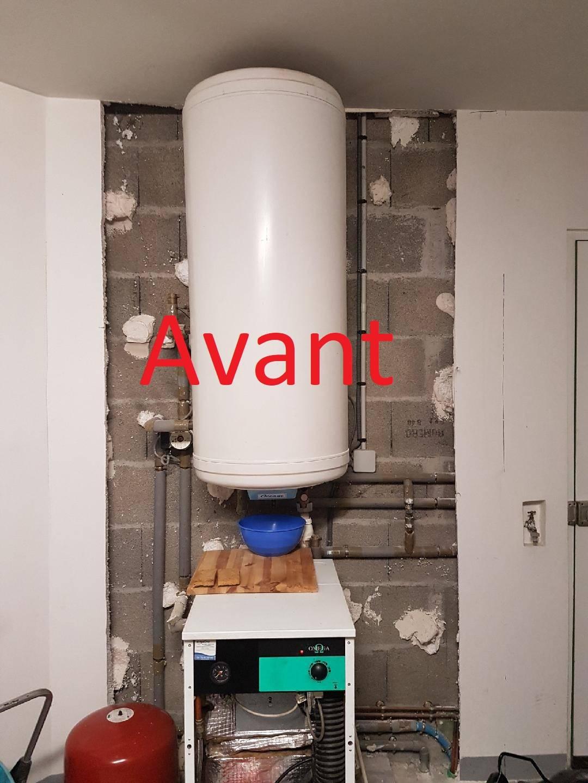 Une Chaudière À Condensation remplacement chaudière fioul par une chaudière gaz
